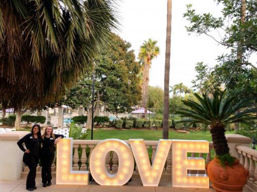 SHCC LOVE Sign